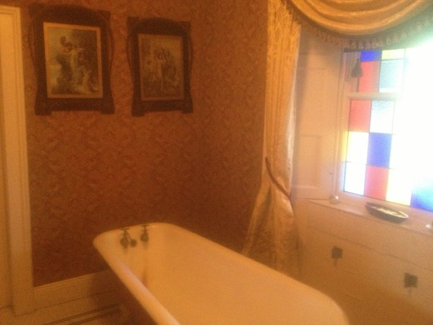This bath dates back to the beginning of the 20th Century