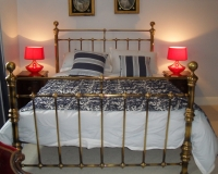 Boyne View Bed and Breakfast , Trim, Meath, Blue Room