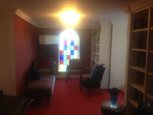 This is the most popular common area with our guests!
