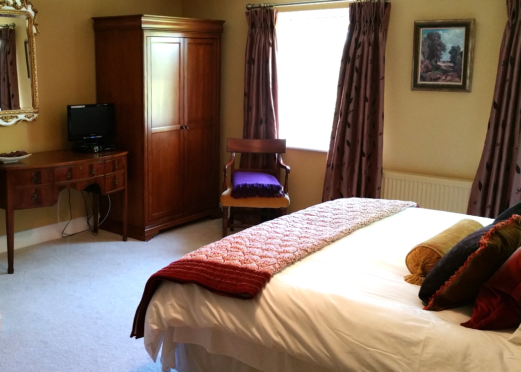 Boyne View Bed and Breakfast Gold Room Double 2