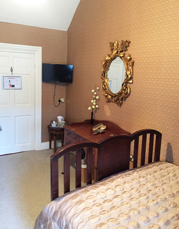 Boyne View Bed and Breakfast Billy and Jims Room Double