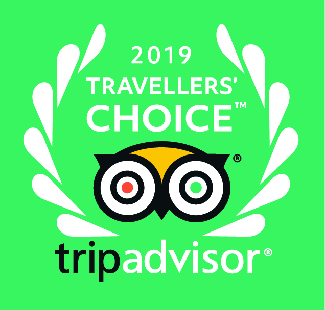 Tripadvisor 2019 Travellers Choice Award